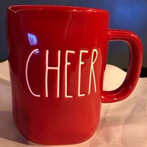 Rae Dunn Christmas CHEER Mug